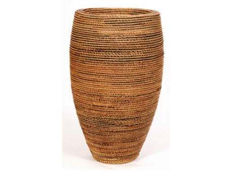 Classic Natural Weave round