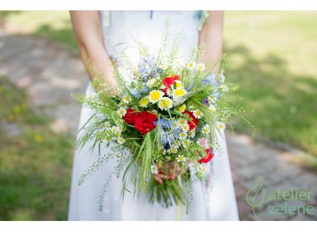 poľná svadba