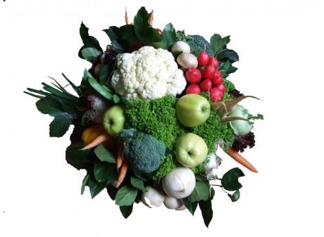Zeleninová kytica